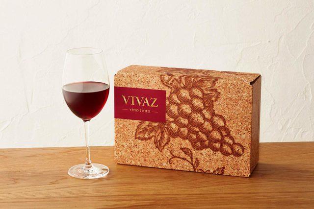 VIZAZ赤ワイン