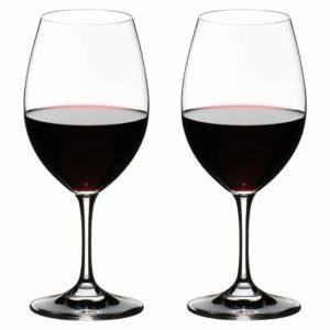 ボルドー型ワイングラス