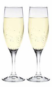 フルート型ワイングラス