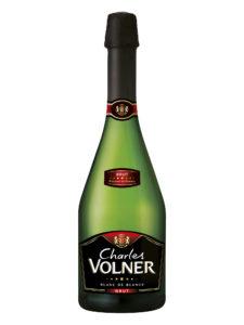 フランス産国内販売No.1スパークリングワイン『シャルル ヴォルネー ブリュット』