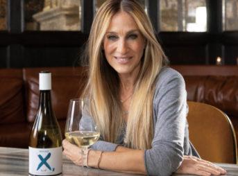 サラ・ジェシカ・パーカーが手掛けるワイン『Invivo X』