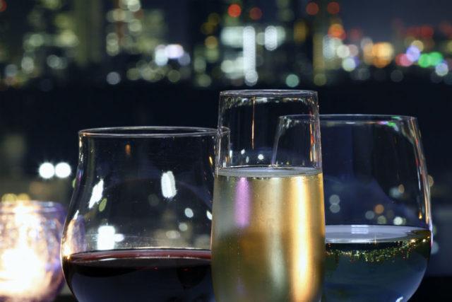 フレンチとワインのペアリングディナー