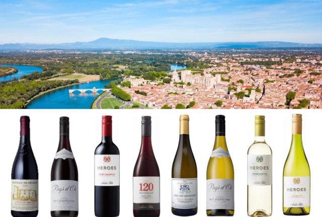 セパージュワインフェア ワインリスト