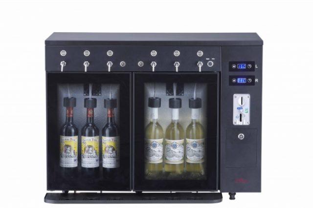 ファンビーノ コイン式ワイン・Sakeサーバー