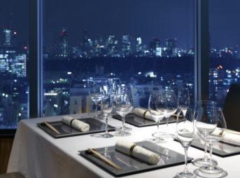 天空の美酒美食ディナー